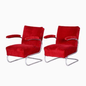 Armchairs from Mücke Melder, 1930s, Set of 2