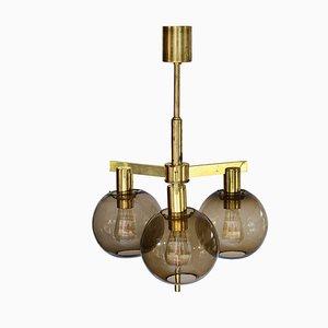 Modell T348 / 3 Pastoral Deckenlampe von Hans-Agne Jakobsson für Hans-Agne Jakobsson AB Markaryd, 1960er