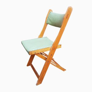 Vintage Folding Chair, 1940s