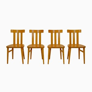 Dining Chairs by Werner West, 1970s, Set of 4