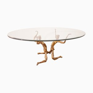 Table Basse Trinidad par Salvino Marsura, années 60