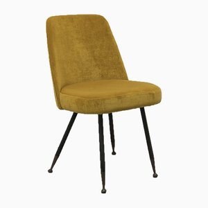 Mid-Century Velvet Desk Chair by Gastone Rinaldi for Rima, 1950s