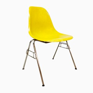 Vintage Fiberglass Shell Chair by Ray & Charles Eames for Herman Miller, 1960s