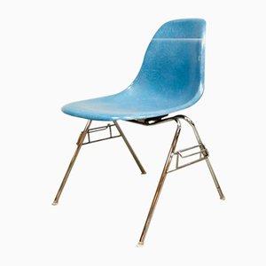 Sedia vintage in fibra di vetro di Ray & Charles Eames per Herman Miller, anni '60