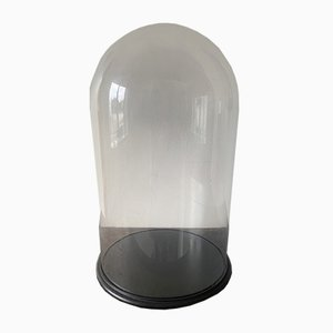 Large Antique Victorian Glass Bell Jar