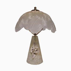 Tischlampe aus Muranoglas von Luci und Regali, 1970er