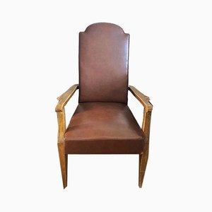 Französischer Vintage Sessel, 1940er