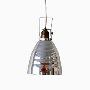 Mid-Century German Pendant Lamp from Alux, 1950s