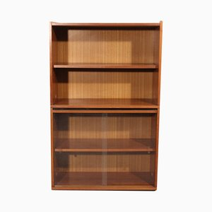 Mid-Century Teak Bookcases, Set of 2