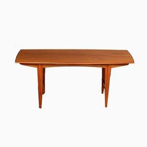 Table Basse Mid-Century en Noyer de Vanson, années 60