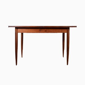 Mid-Century Teak Extending Dining Table from White and Newton, 1960s
