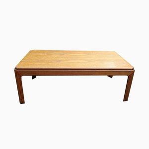 Table Basse Vintage en Teck de G Plan, années 70