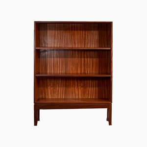 Mid-Century British Teak Military Bookcase, 1960s