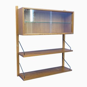 Mid-Century Teak Wall Shelf by Poul Cadovius for Cado, 1960s