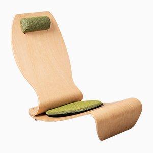 LA CUZA V Side Chair by Yasuhiro Shimizu for Tendo Mokko