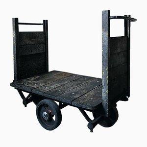 Antiker industrieller Grubenwagen