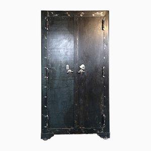 Industrial Safe Cabinet, 1950s