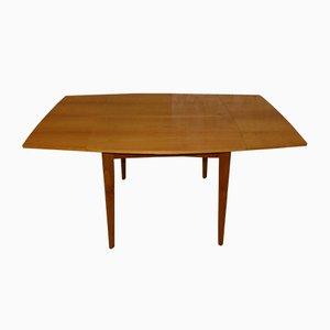 Table de Salle à Manger Mid-Century à Rallonge, années 60