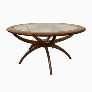 Table Basse Spider par Victor Wilkins pour G plan, années 60