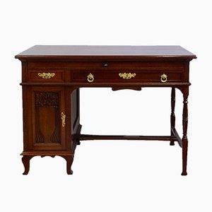 Antiker Jugendstil Schreibtisch, 1910er