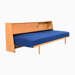 Sofá cama Mid-Century, años 50