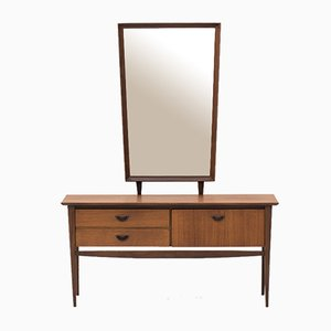 Dressing Table by Louis van Teeffelen for WéBé, 1960s