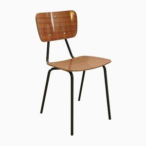 Vintage Beistellstuhl aus Resopal, 1960er