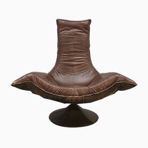 Vintage Modell Wammes Sessel von Gerard van den Berg für Montis, 1970er