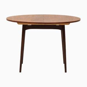 Tavolo da pranzo di Louis van Teeffelen per WéBé, Paesi Bassi, anni '60