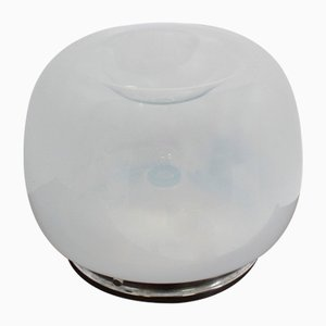 Tischlampe aus handgeblasenem Glas von Mazzega, 1970er