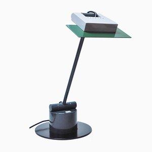 Lampada da tavolo Aero di Ettore Sottsass per Bieffeplast, anni '80