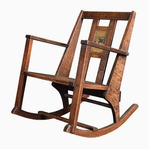 Rocking-Chair pour Enfant Antique
