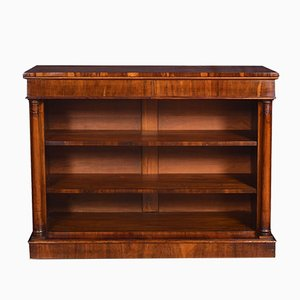 Antique Regency Rosewood Shelf