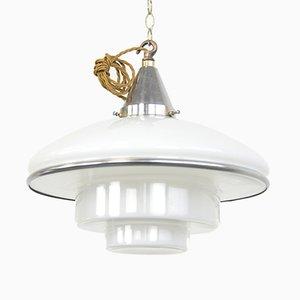 Lámpara colgante de Otto Muller para Sistrah, años 30
