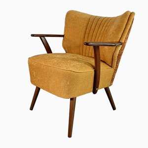 Vintage German Cocktail Lounge Chair, 1950s