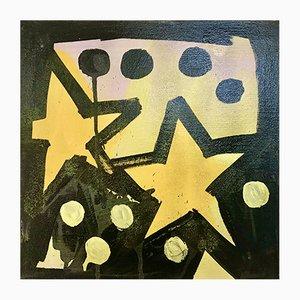 Super Star Painting by Nicholas Shipton