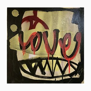 Pintura Love Star de Nicholas Shipton