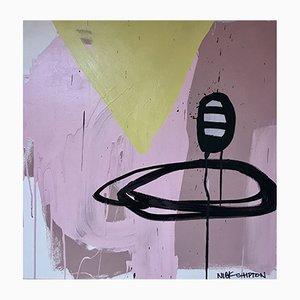 Mix Media Painting by Nicolas Shipton