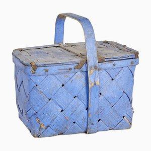19th Century Swedish Fruit Basket