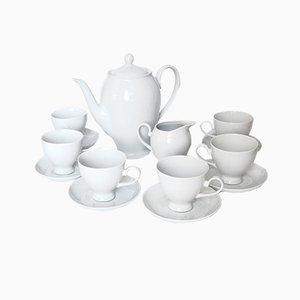 Polnisches Kaffeeservice aus Porzellan von Zakłady Porcelany i Porcelitu w Chodzieży, 1970er