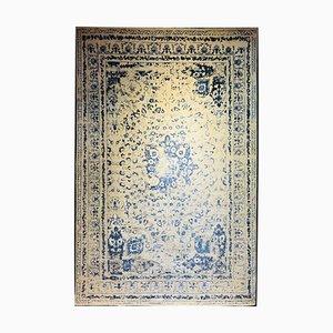 Vintage Indian Carpet, 1980s
