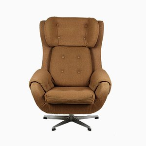 Vintage Swivel Chair from UP Zavody Rousinov, 1970s