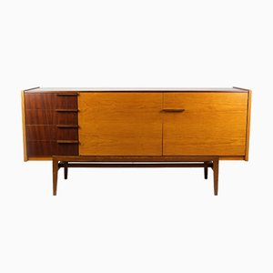 Mid-Century Sideboard by Frantisek Mezulanik for UP Bucovice, 1960s