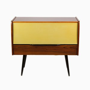 Vintage Record Player Cabinet, 1960s