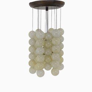 Lámpara de araña de Napako, años 70