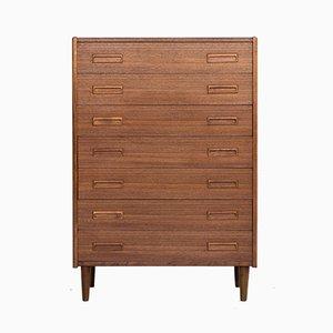 Danish Teak Dresser from P. Westergaard Mobelfabrik., 1960s