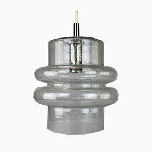Vintage Space Age Deckenlampe von Temde