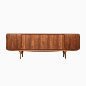 Large Danish Teak Sideboard by Johannes Andersen for Uldum Møbelfabrik, 1960s