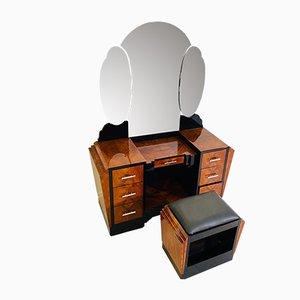Mesa consola Art Déco, años 30