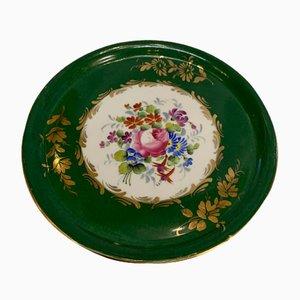 Antique Porcelain Plate from Sévres